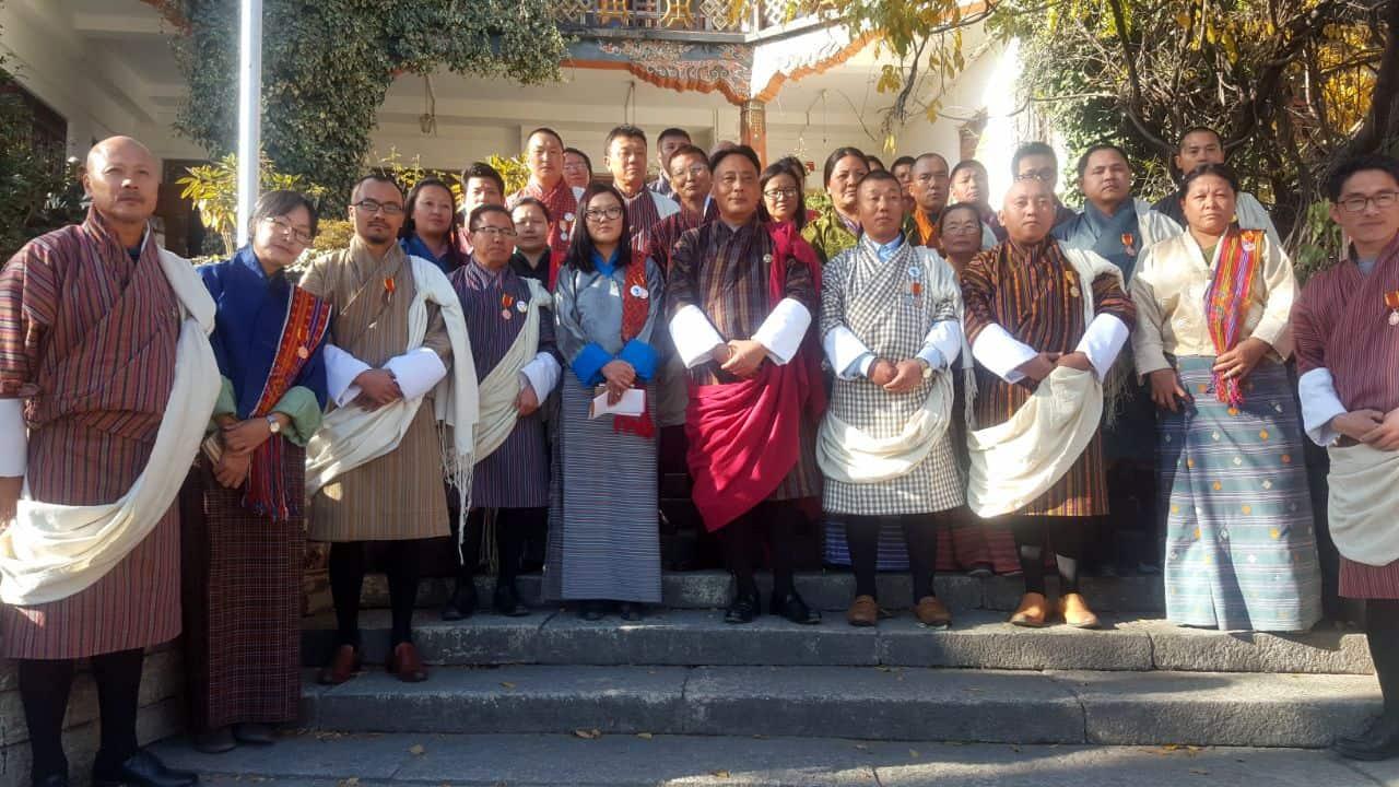 Teachers, Bhutan, Civil, Servants